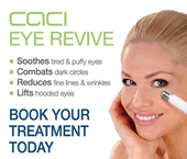 caci eye revive