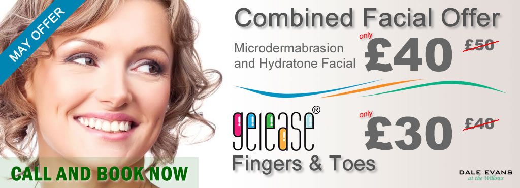 Combined Facial Offer