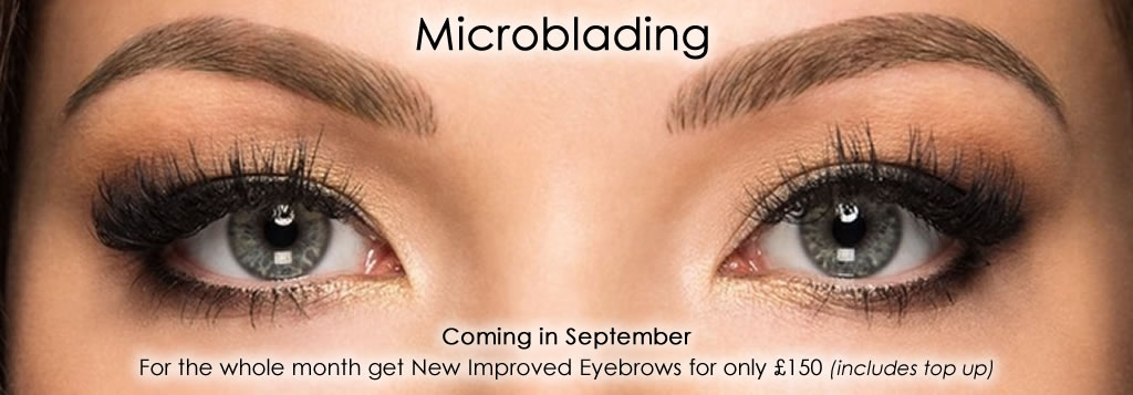 Microblading Coming Soon